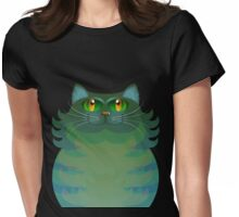SALLY CAT Womens Fitted T-Shirt