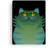 SALLY CAT Canvas Print