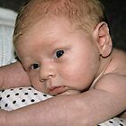 Baby George 2  by Evette Lisle