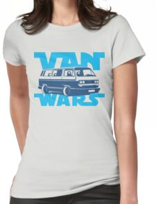 Van Wars Womens Fitted T-Shirt