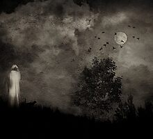 The Watcher in the Woods by Scott Mitchell