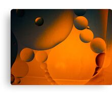 Abstract - Solar System Canvas Print