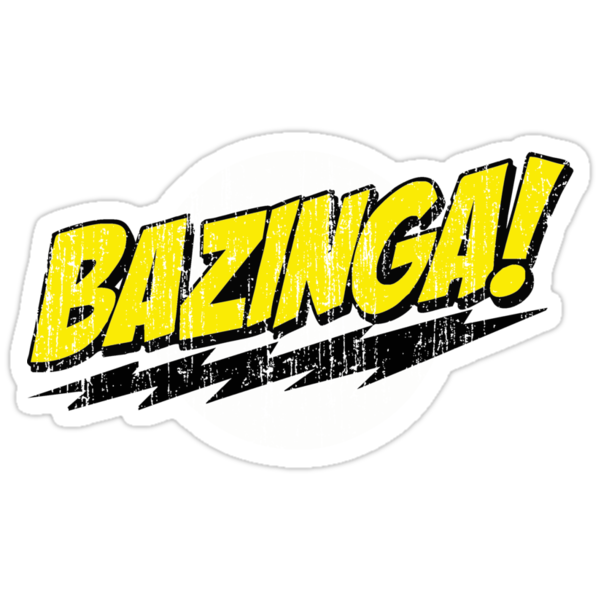 Bazinga Distressed by nadievastore