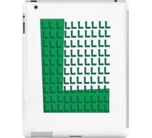 L is for Luigi iPad Case/Skin