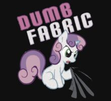 Dumb Fabric by choccywitch