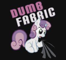 Dumb Fabric by choccywitch