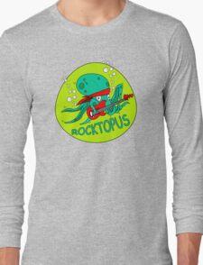 The Amazing RocktOpus Long Sleeve T-Shirt