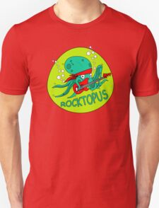 The Amazing RocktOpus T-Shirt