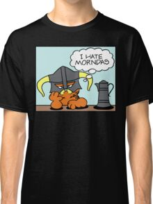The Lasagnaborn (Cyan Version) Classic T-Shirt