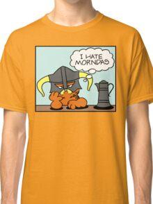 The Lasagnaborn (Cyan Version) Classic T-Shirt