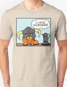 The Lasagnaborn (Cyan Version) Unisex T-Shirt