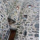 Forter Castle Entrance by dgscotland