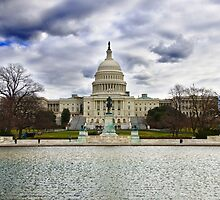 United States Capitol, Washington D.C. by strangelight