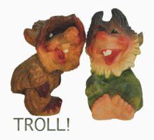 Troll! One Piece - Short Sleeve