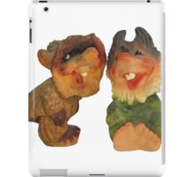 Troll! iPad Case/Skin