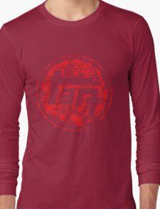 Vintage Distressed Toyota Long Sleeve T-Shirt