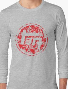 Vintage Distressed Toyota Long Sleeve T-Shirt