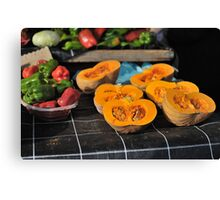 pumpkins&Co Canvas Print