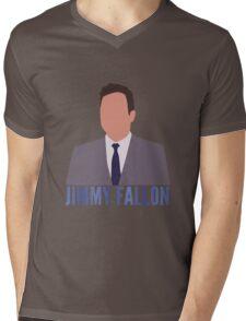 Jimmy Fallon Mens V-Neck T-Shirt