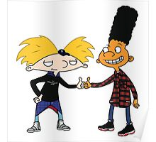 Hey Arnold Poster