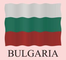 Bulgarian flag by stuwdamdorp