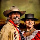 Buffalo Bill And His Spanish Lady by SuddenJim