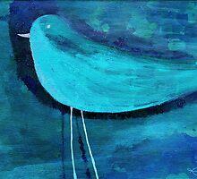 The Bird - 07a by Aimelle
