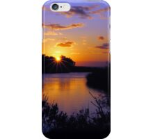 Sunset at MP43 iPhone Case/Skin