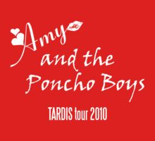 Amy and the Poncho Boys TARDIS Tour 2010 by Deastrumquodvic