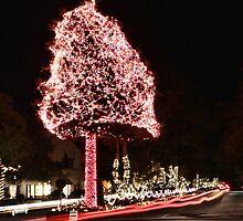 Christmas Traffic (Vertical) by GreenSaint