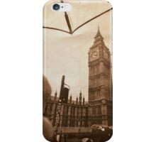 London Times iPhone Case/Skin