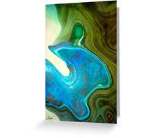 Geode Greeting Card