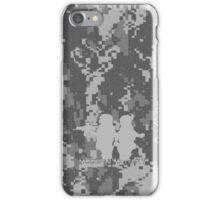 Modern Military digital camo iPhone Case/Skin