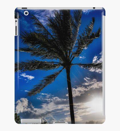 Beach Szene in Thailand 59-1 iPad Case/Skin