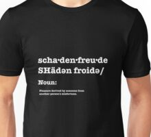 schadenfreude 1 T-Shirt