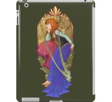 The First Time in Forever iPad Case/Skin