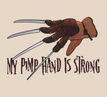 My Pimp Hand Is Strong by popularthreadz