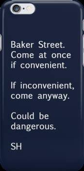Sherlock Messages - 7 by katemonsoon