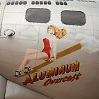 Aluminum Overcast Nose Art by bleriger