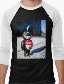 Khoboom! Men's Baseball ¾ T-Shirt