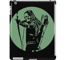 Sindarin Elf of the Woodland Realm iPad Case/Skin