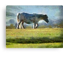 Four legs good, 2 legs bad Canvas Print