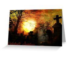 Celebrate Samhain Greeting Card