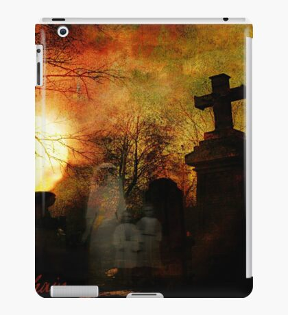 Celebrate Samhain iPad Case/Skin