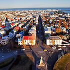 Reykjavík by Béla Török