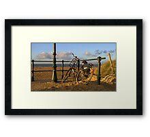 651 Framed Print