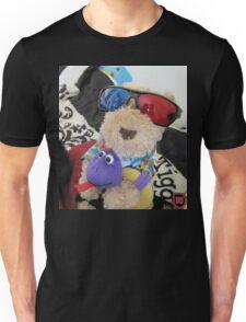 Tiger and Schlangie Unisex T-Shirt
