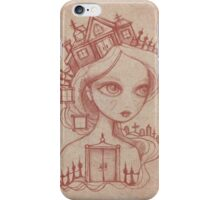 We Carry Our Haunted Houses With Us iPhone Case/Skin