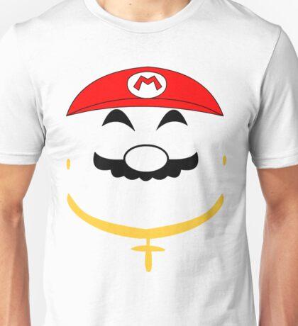 Super Gangster Mario Unisex T-Shirt