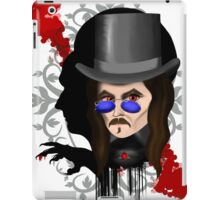 Dracula's Shadow iPad Case/Skin